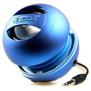 X-Mini X-MINI II Capsule BLUE Attive Minispeaker