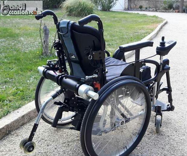 fauteuil roulant motorisation minotor