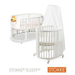 Stokke 174 Sleepi Set Euro 613 Baby Nursery Interior