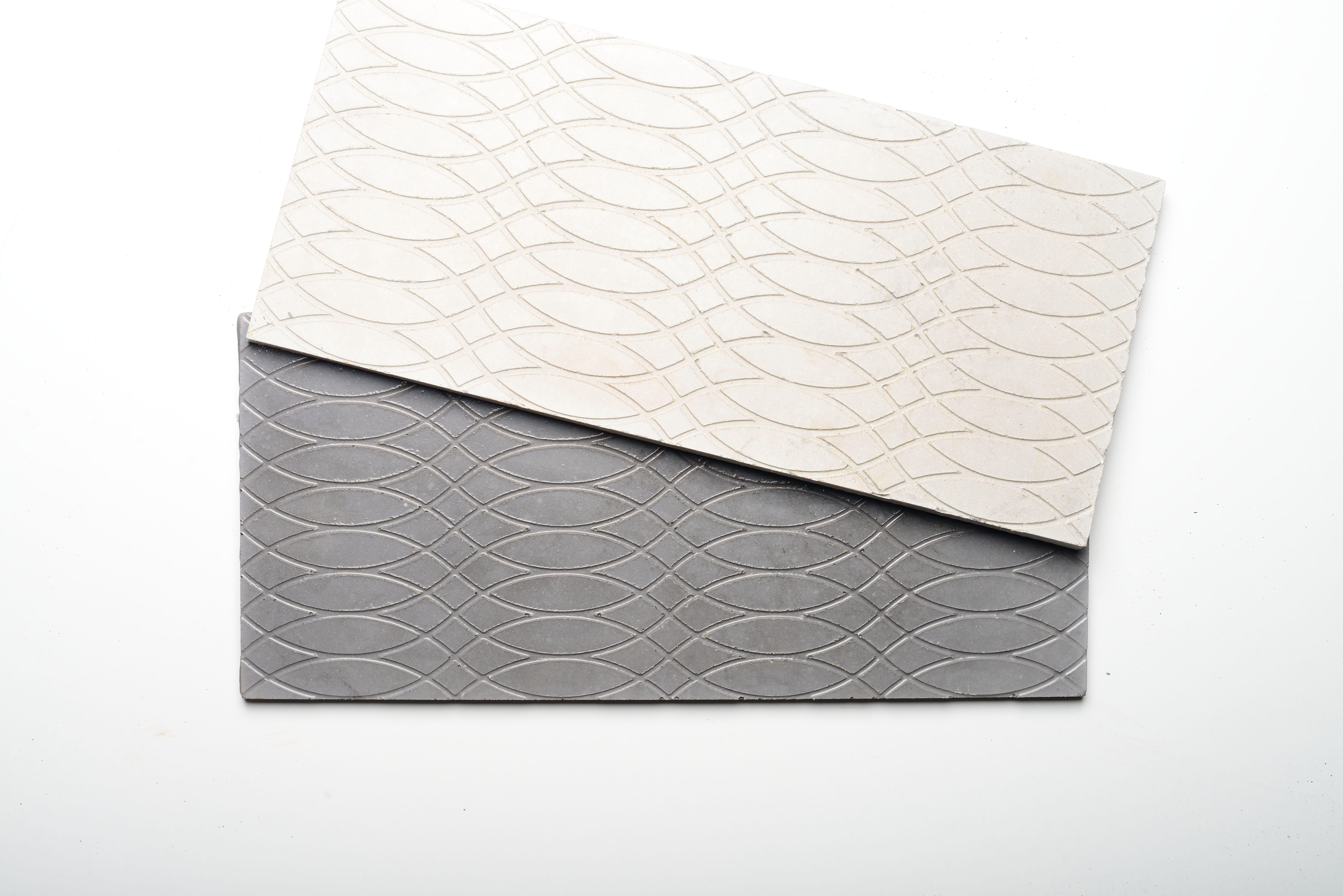 New patterned and textured tiles at Lowinfo  #concretetiles #concretefashion #concreteinteriors #interiordesign #design #pattern #texture #concrete