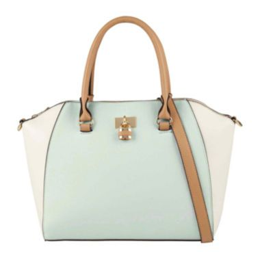 Call It Spring™ Sobieski Satchel  found at @JCPenney