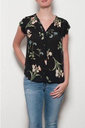 Bartella Silk Top / $1,980