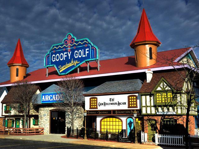 Goofy Golf In Sandusky Ohio Goofy Golf Sandusky Lake Erie