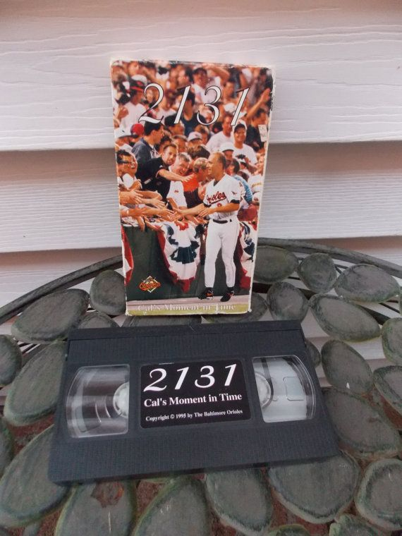 Vintage Orioles Cal's Moment In Time 2131 by PfantasticPfindsToo, $5.99