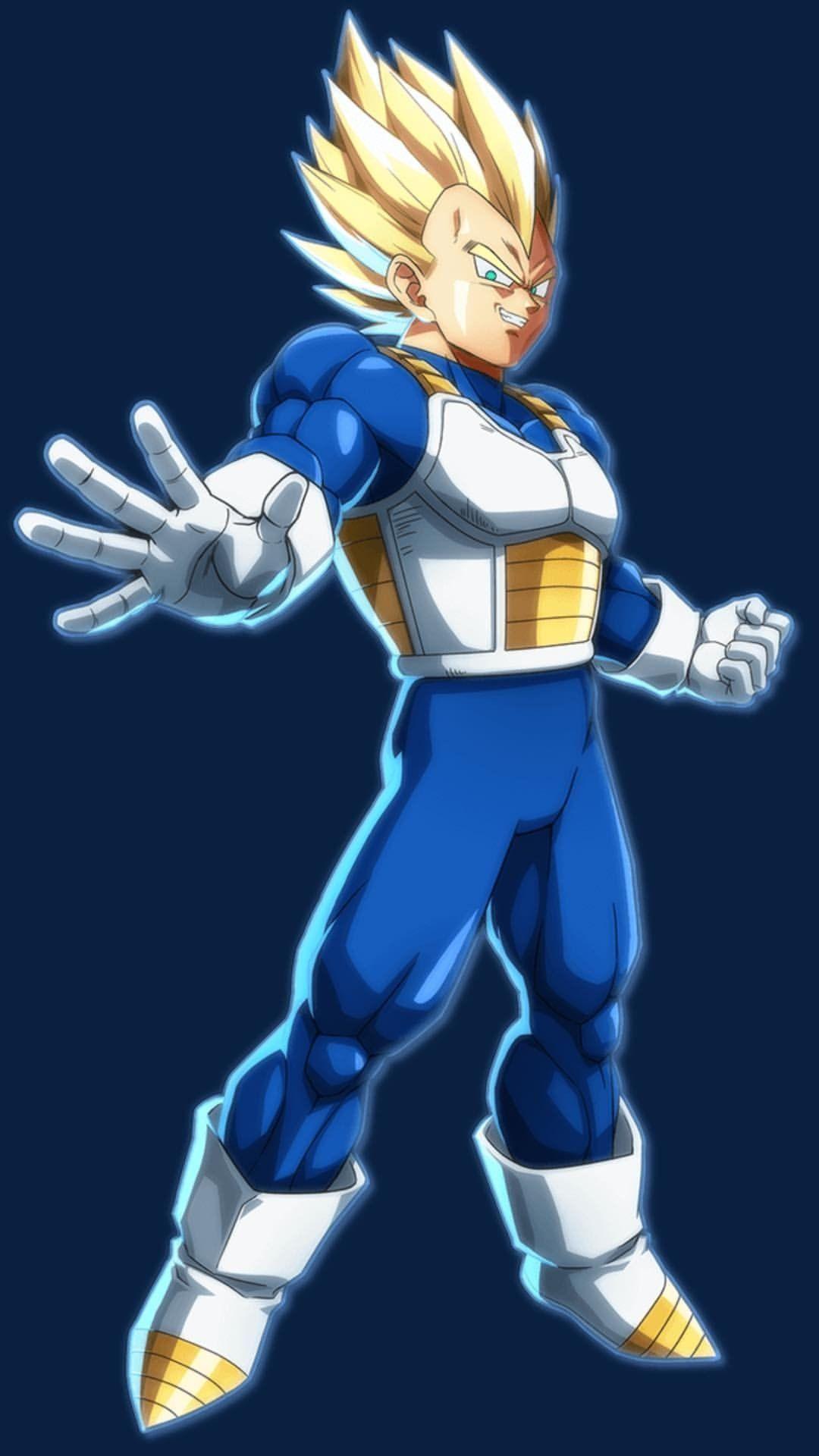 Dragon ball fighterz artificial human 21 arc super saiyan vegeta dragon ball universe - Dragon ball z 21 ...