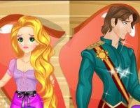 Rapunzel Split Up With Flynn http://gamesprincess.net/Barbie-Princess-Dress-Design/