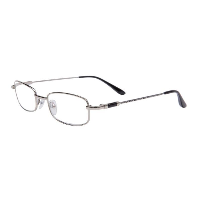 Gafas de Lectura SHUAIDI Anti fatiga de Marco de metal de Muy Alta ...