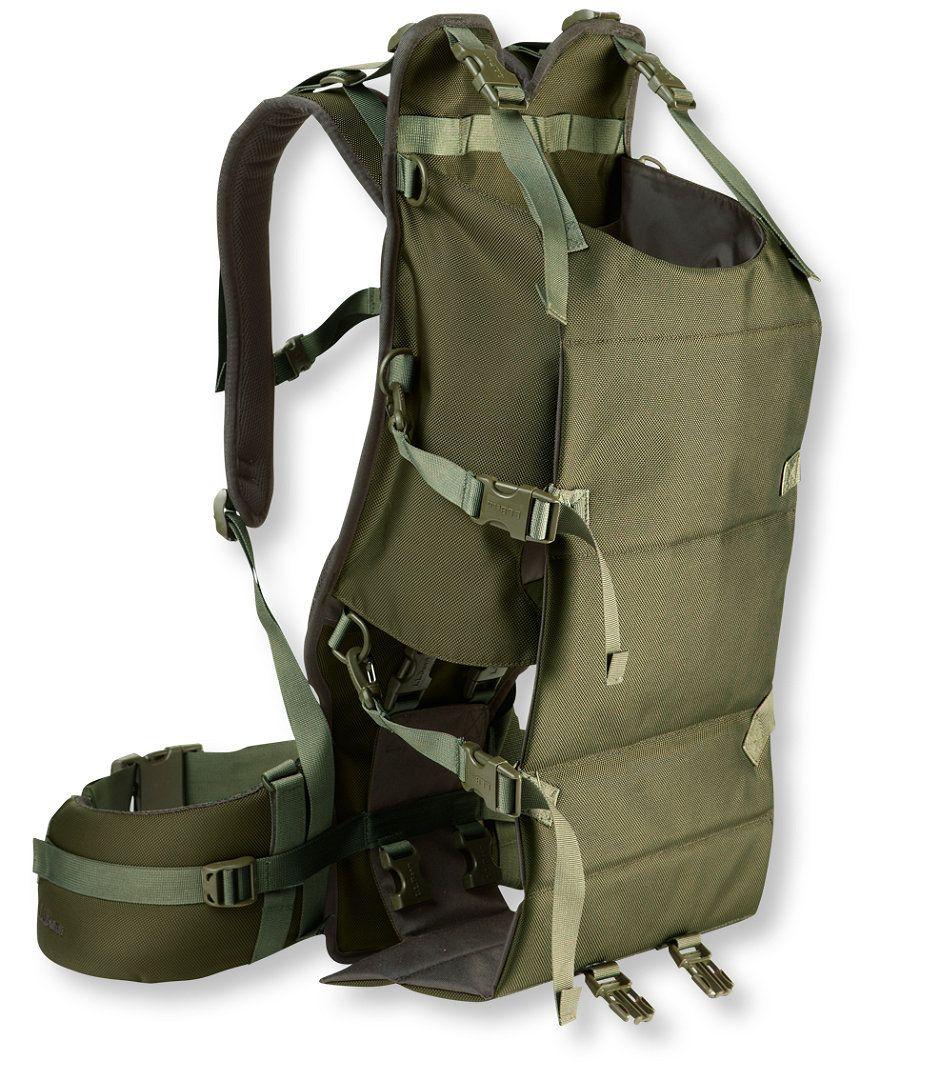 hunters carryall pack - External Frame Hunting Backpack