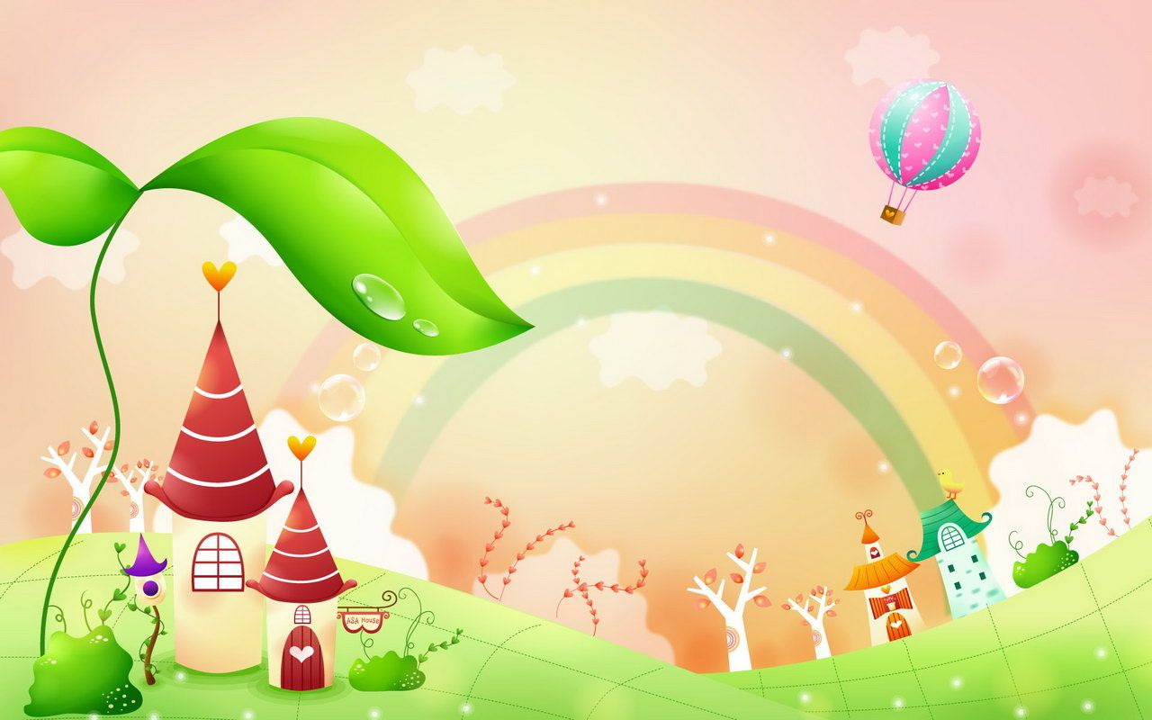 Clip Art Backgrounds Free גן דמיון In 2019 Rainbow