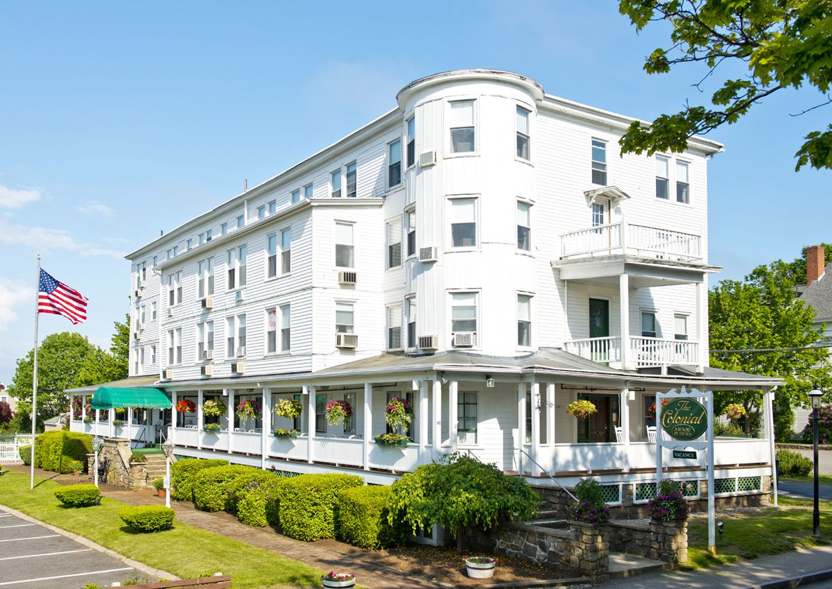 An Ogunquit Maine Hotel Enjoy A Classic Hotel Inn Maine Hotels Historic Hotels