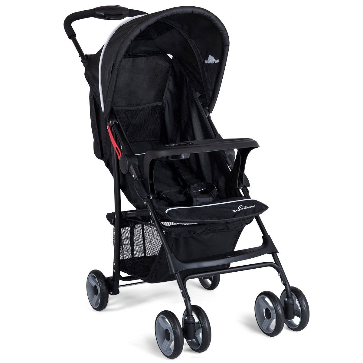 5Point Safety System Foldable Lightweight Baby Stroller