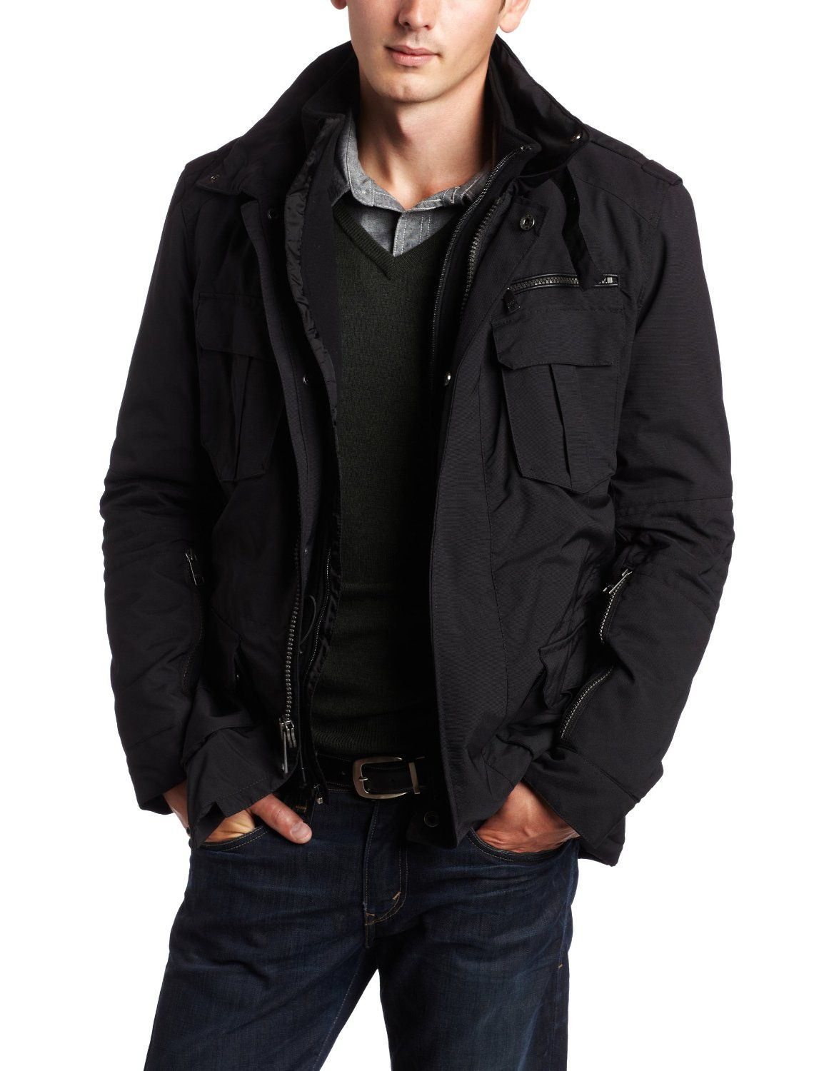 Marc New York jacket. Casual style. Marc new york, Jackets