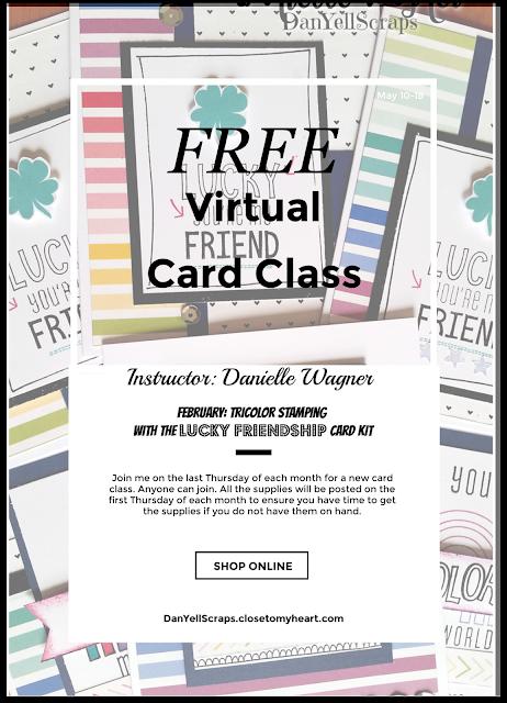 Live Virtual Card Classes Starting Soon Card Making Kits Card Class Virtual Card