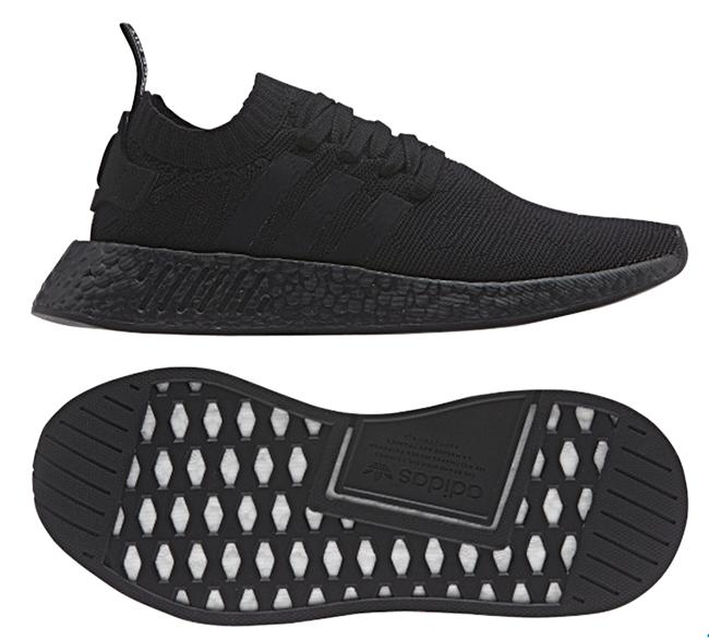 Black � adidas NMD R2 ...