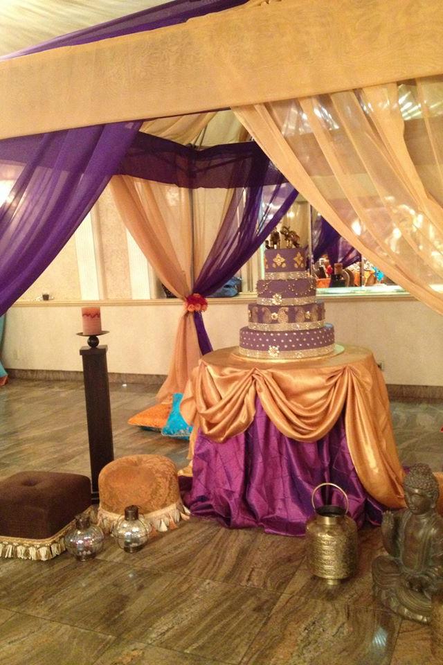 Indian Night Sweet 16 Catchmyparty Com Jasmine Party