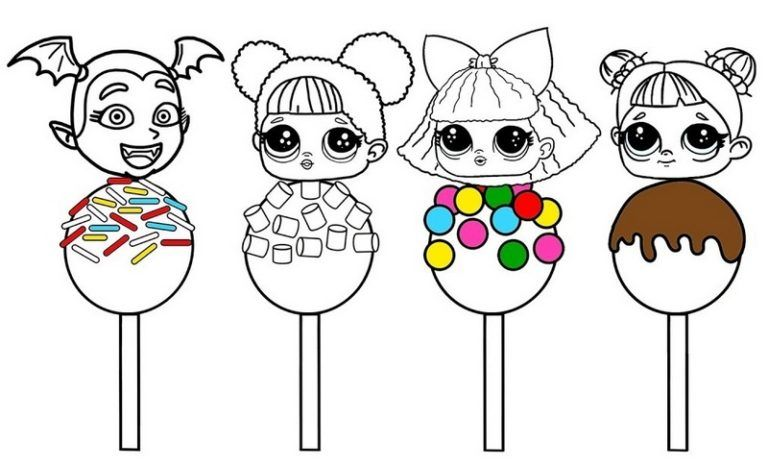 Sweet And Cute Lol Surprise Coloring Pages For Doll Collectors Lol Dolls Coloring Pages Owl Coloring Pages