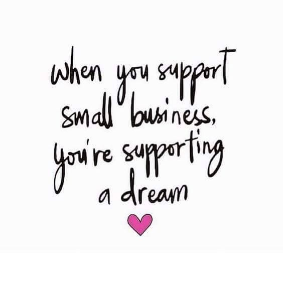 When you shop at Portobello Road, you are supporting local entrepreneurs and small businesses <3