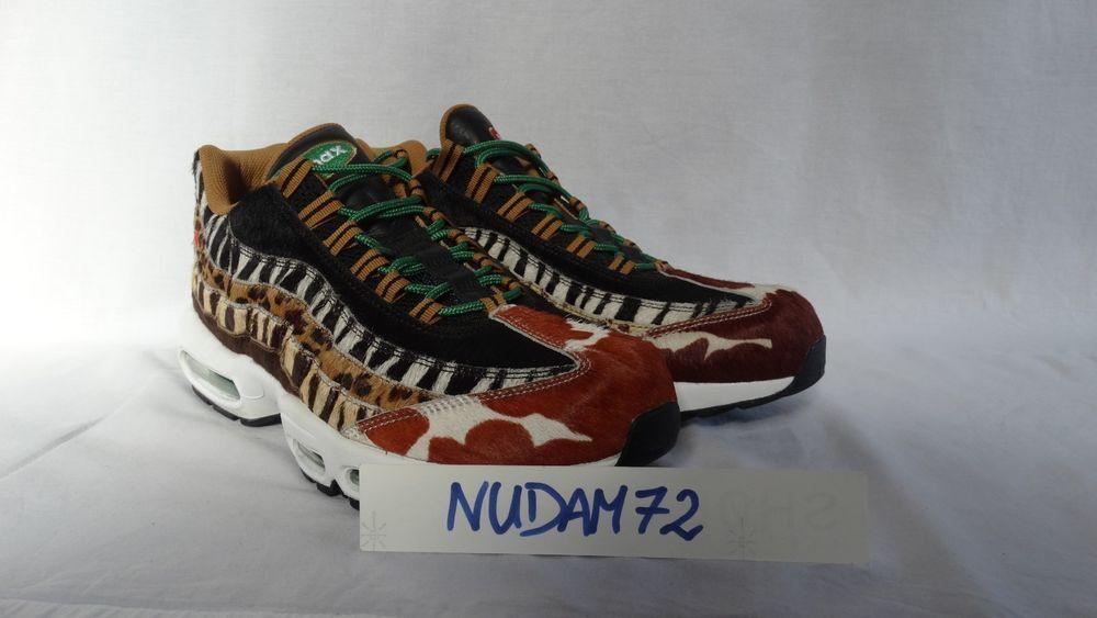 3b8e1f5097ab1 Nike Air Max 95 Atmos Animal Pack 2.0 Safari AQ0929-200 US 12 UK 11 EU 46   fashion  clothing  shoes  accessories  mensshoes  athleticshoes  ad (ebay  link)