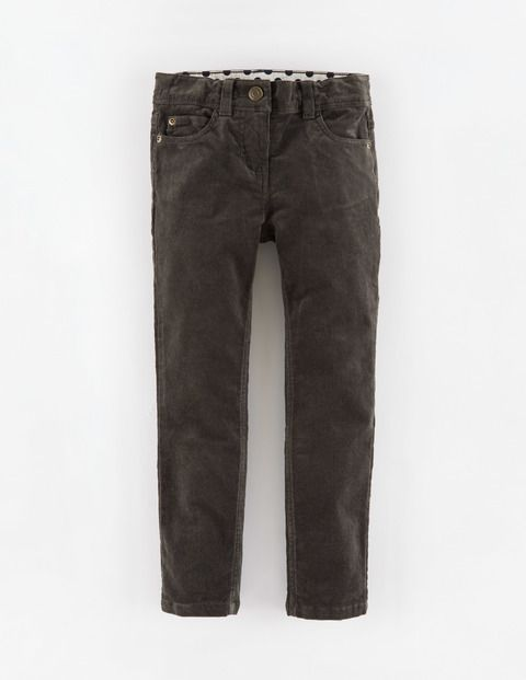Cord Slim Fit Jeans
