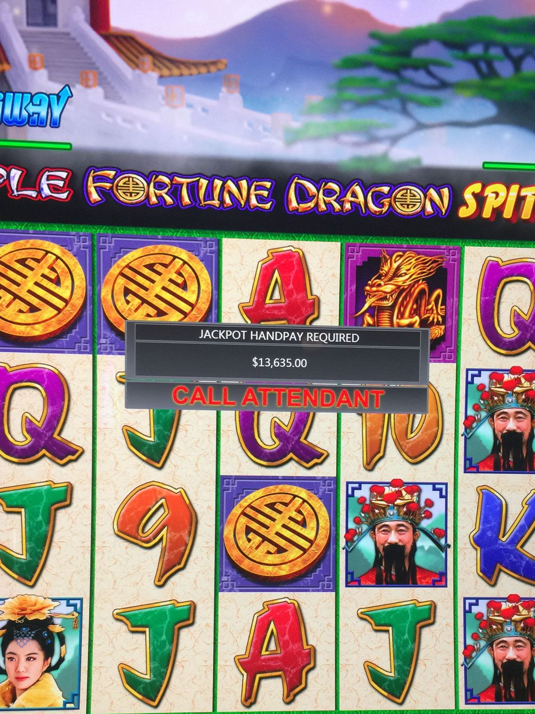 Congratulations to our lucky guest who took home 13635