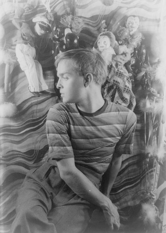 Truman Capote by Carl Van Vechten, 1948