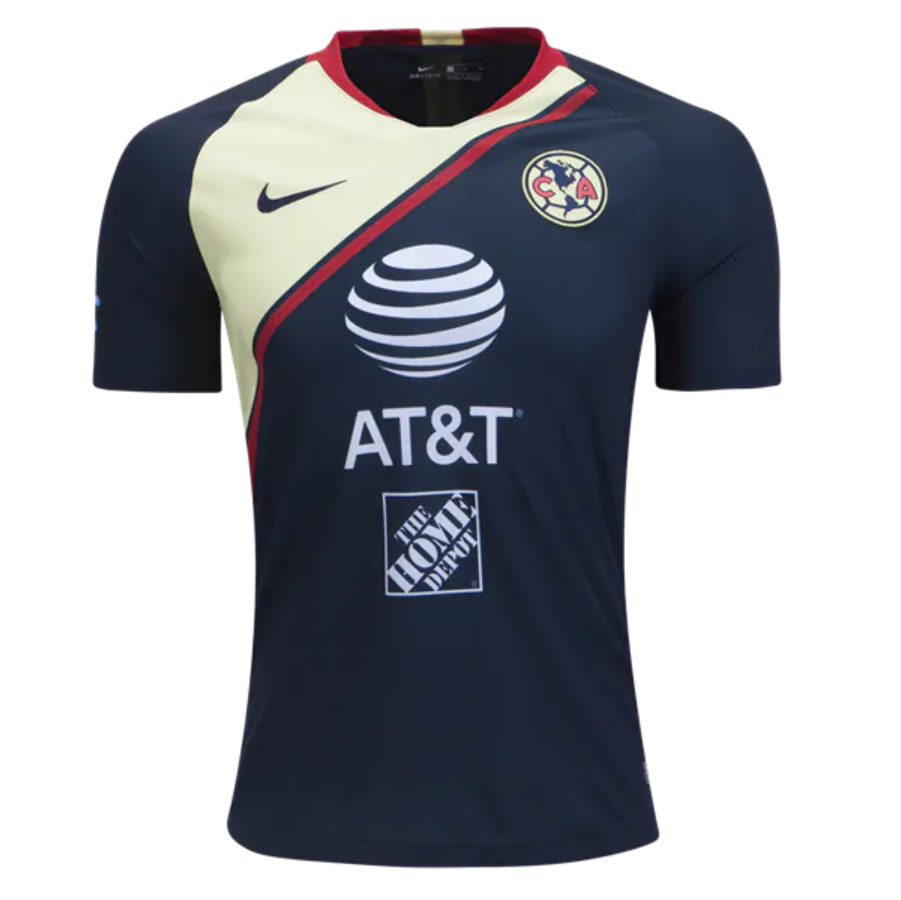 ff529b6a765 Mexico Club America 18 19 Away Men Soccer Jersey Personalized Name and  Number