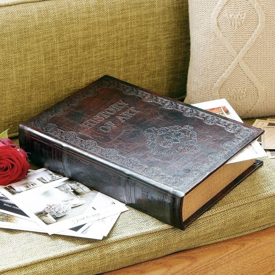 antique arts book box by dibor   notonthehighstreet.com