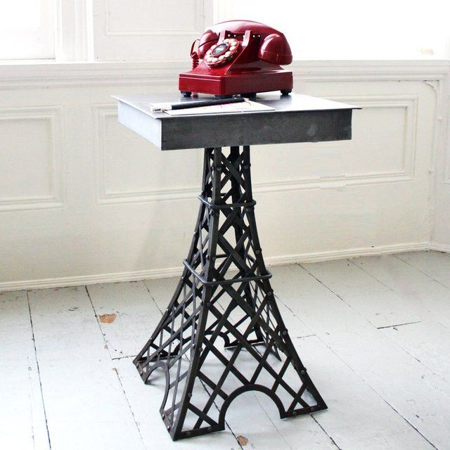 Eiffel Tower Table--a great gift for ME