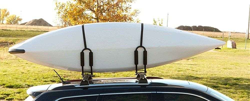 Canoe Rack ** CoCo 2 Pairs Universal HD Folding Kayak Roof