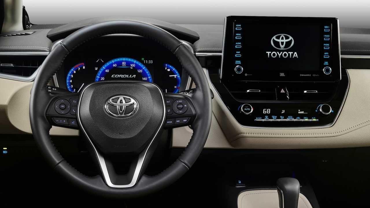 Toyota Corolla 2020 Interior Redesign Corolla Interior Redesign Toyota In 2020 Toyota Corolla Toyota Sedan