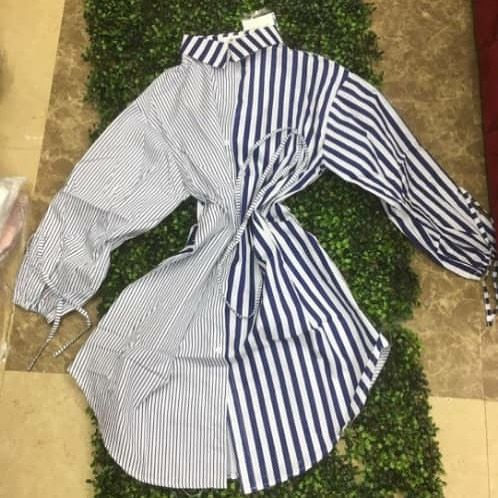 Shirt Dress 🌼New In Store🌼 Available for pick up ——————————— To place an order  Kindly send a DM WhatsApp: 08161681551 ☎️ 08086423044 —————————————— Shop with us ❤️