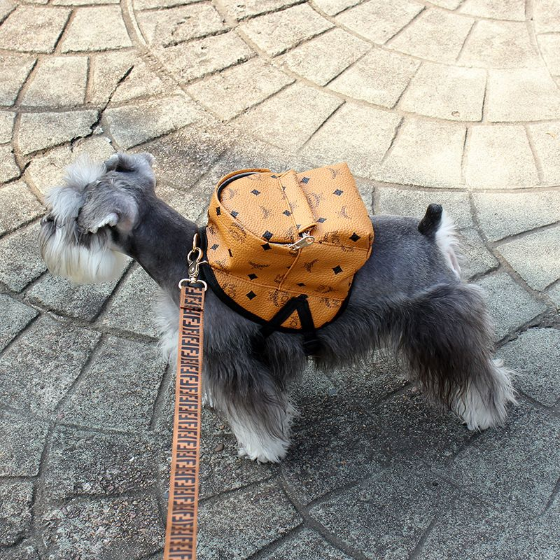 Mc Dog Backpack Harness Perros