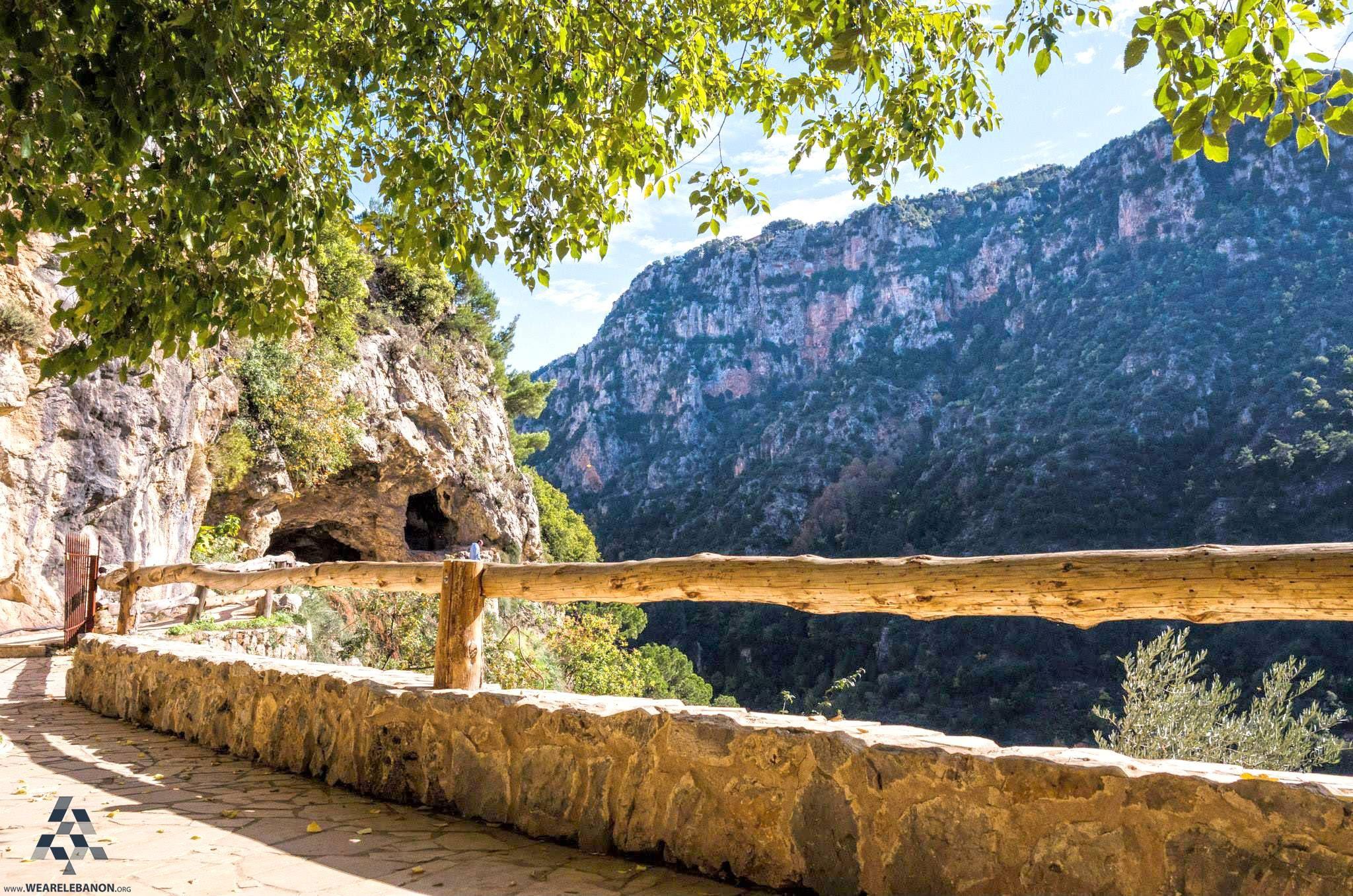 We Are Lebanon Natural Landmarks Lebanon Landmarks
