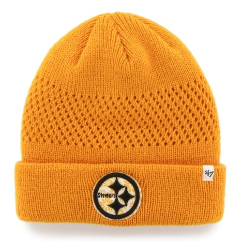 541e08c7dec NFL Pittsburgh Steelers  47 Brand Women s Poppie Cuffed Knit Hat ...
