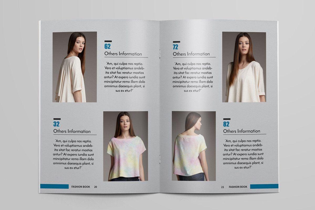 Fashion Book In 2020 Fashion Books Luxury Brochure Books