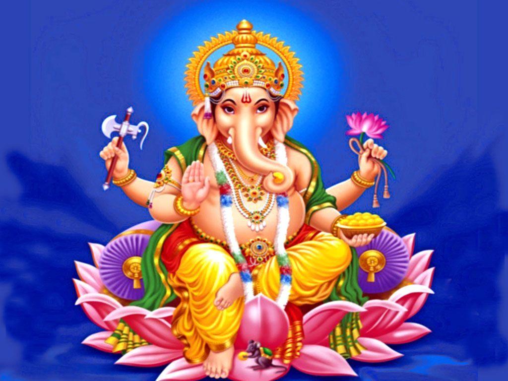 Download Images Of Lord Ganesha: FREE Download Ganpati Ji Wallpapers