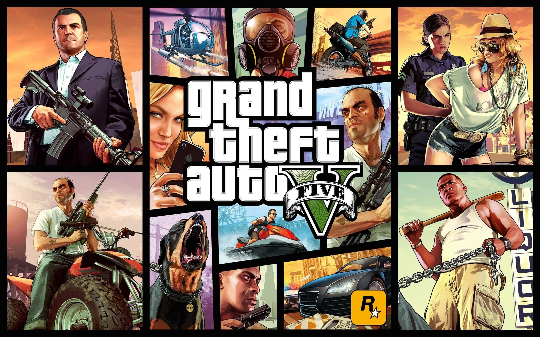 Grand Theft Auto V está disponível na Xbox Game Pass de