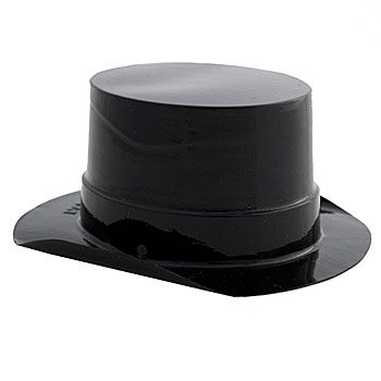 The Groom And Groomsmen Will Be Wearing These Mini Top Hat Top Hat Black Tie Party
