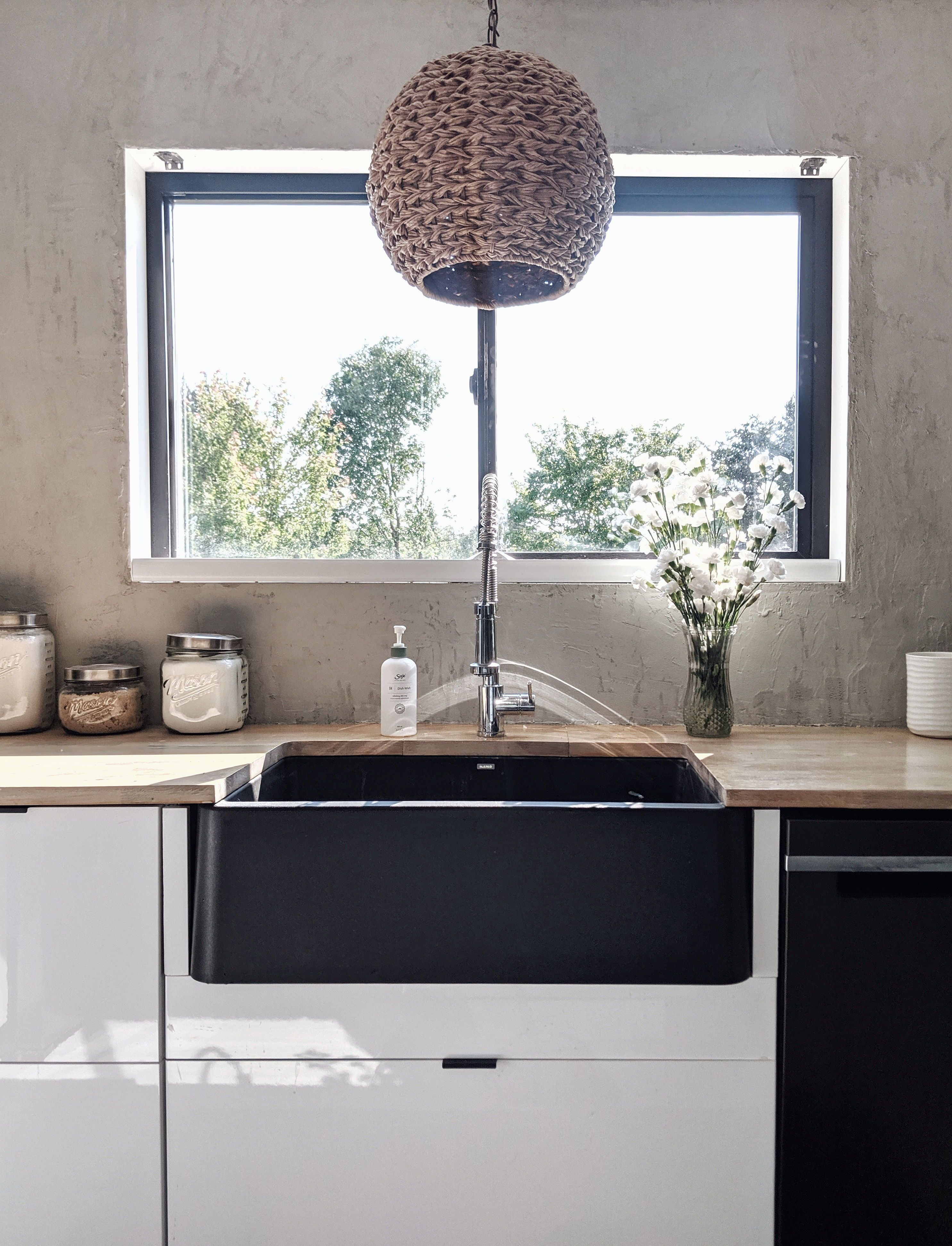 - Home Series: DIY Concrete Backsplash Concrete Diy, Concrete