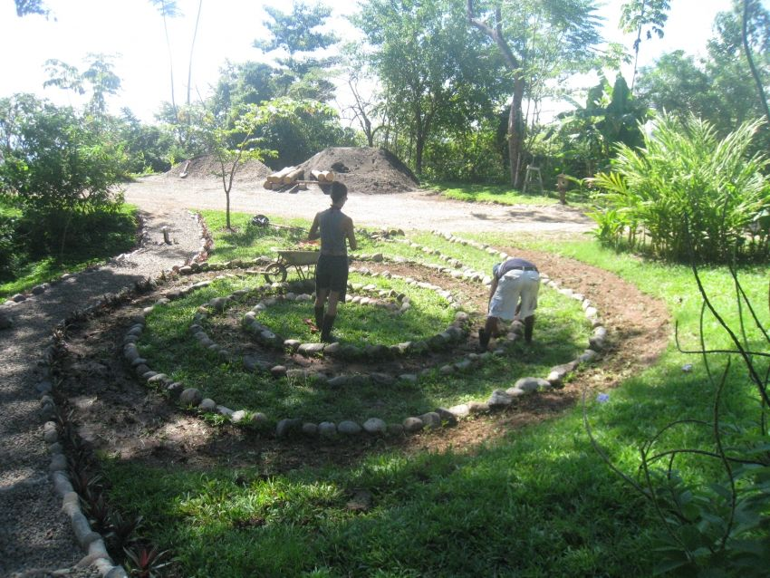 backyard permaculture design My Permaculture Homestead Pinterest