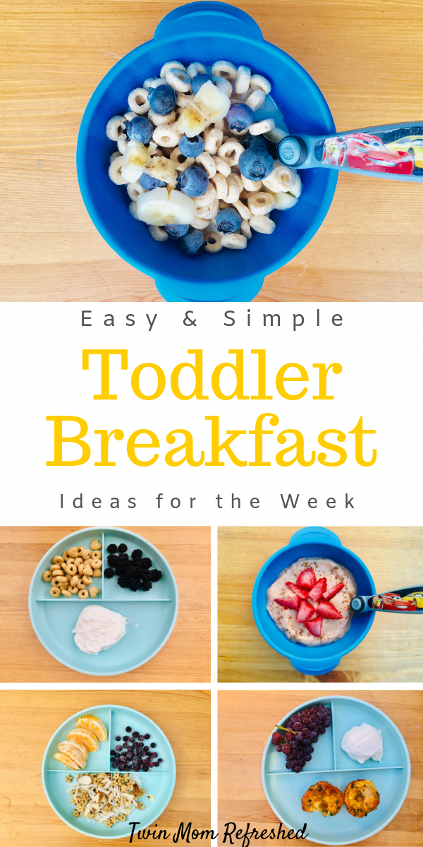 21 Healthy Toddler Breakfast Ideas Quick Easy For Busy Mornings Recipe Healthy Toddler Breakfast Healthy Breakfast For Kids Breakfast For Kids