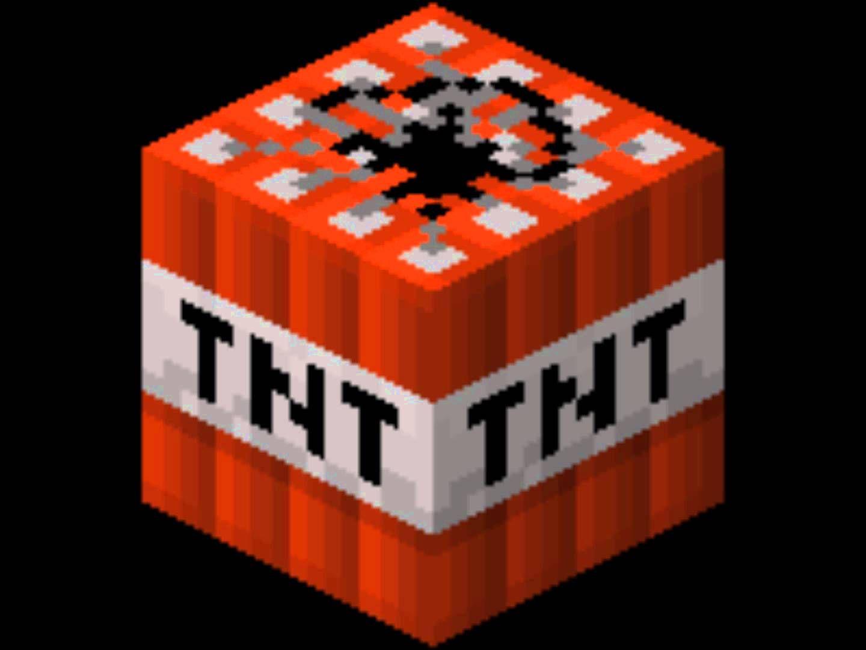 Minecraft Tnt 01 Minecraft Wallpapers Minecraft Tnt Free Minecraft