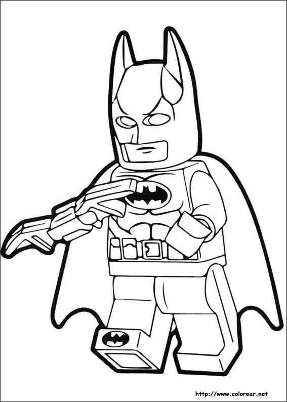 Pagina Para Colorear Batman Batman Para Y Dibujos Para Colorear De