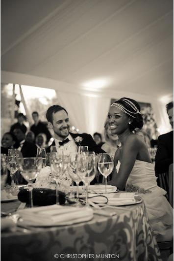 Andreas and Zani Wedding Reception