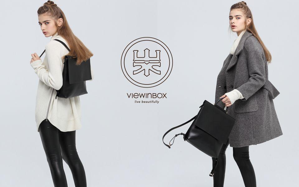 065066760b92 Fashion women backpack Leather Backpack