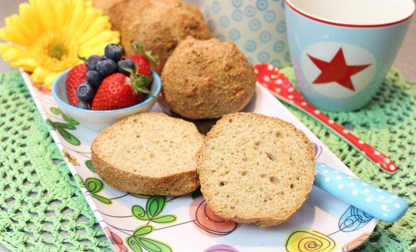 Low Carb Brot und Brötchen-Rezepte - gelingsicher und schnell