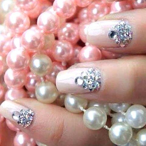 Bling Nail Art Design Everything Nails Pinterest Bling Nail