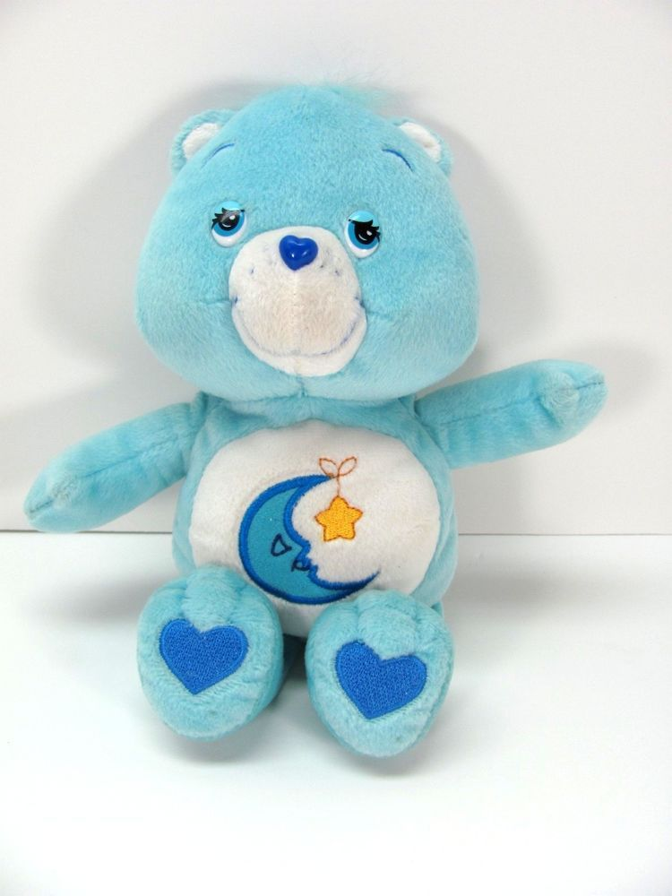 Toys For Bedtime : Care bears bedtime bear quot plush stuffed animal toy blue