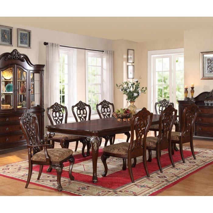 sofa mart dining tables bed minneapolis 7 piece set and curio nebraska furniture decor