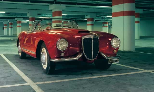 Lancia Aurelia B20 GT B24 Spider (1951-1958) | Lancia-1906 | Pinterest